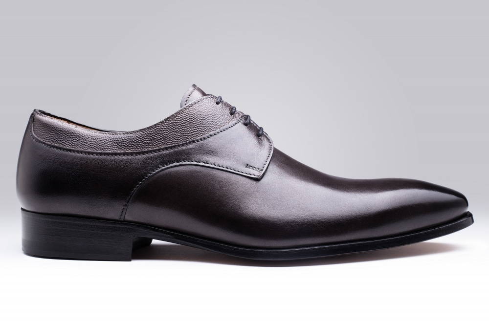 Derby UMBERTO Grey Patina
