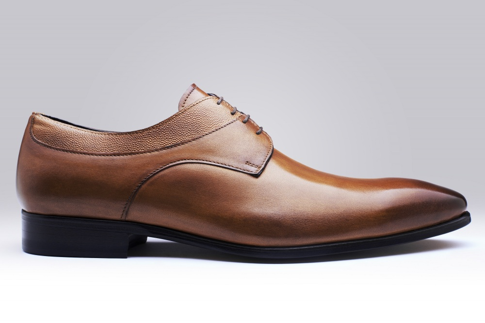 Derby UMBERTO Brown Patina