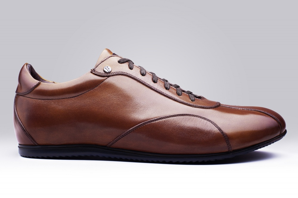 Sneakers COPAN Brown