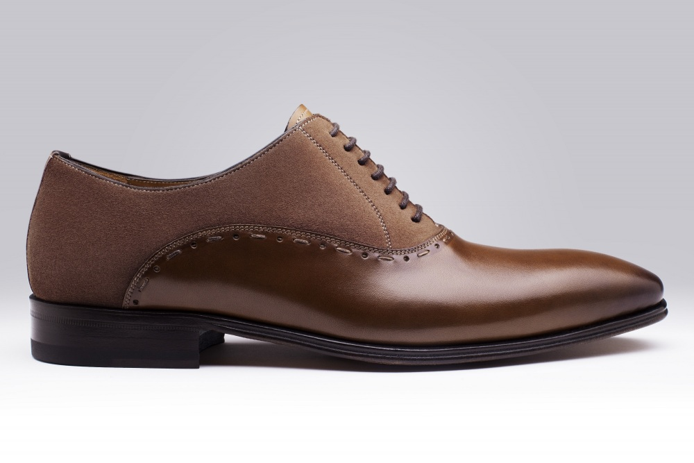 Oxford LUSSAC Brown
