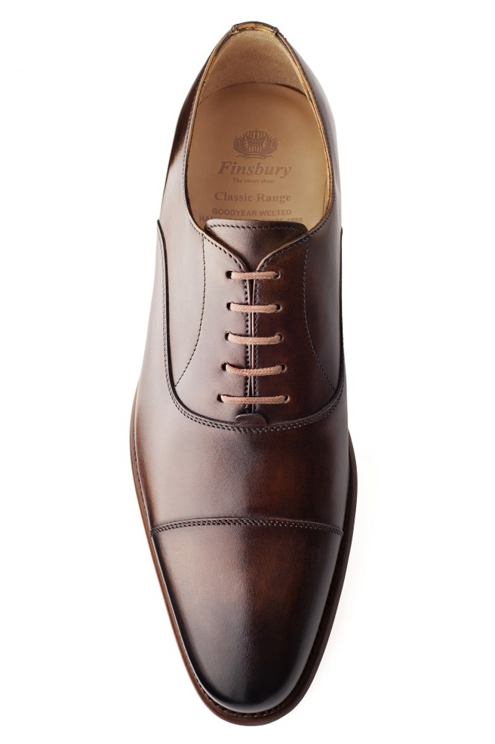 Range Consul Classic Cuir En Patiné Chaussure Noyer bWEDIeYH29