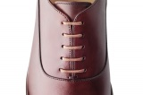 Richelieu Cooper Bordeaux Patine