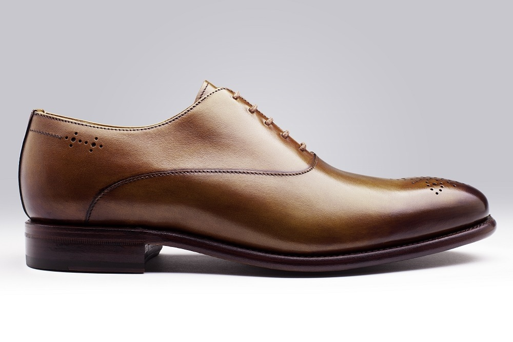 COOPER Gold Patiné