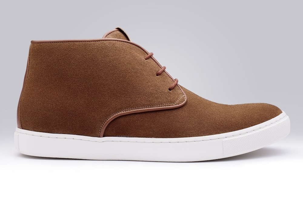 CALI Brown Suede