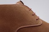 Sneaker Cali Daim Marron