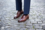 Mocassin cuir homme marron - London - Finsbury