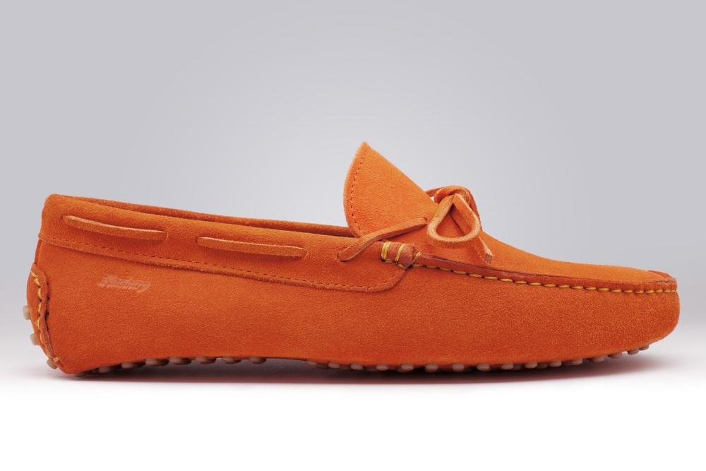 GINO Veau Velours Orange
