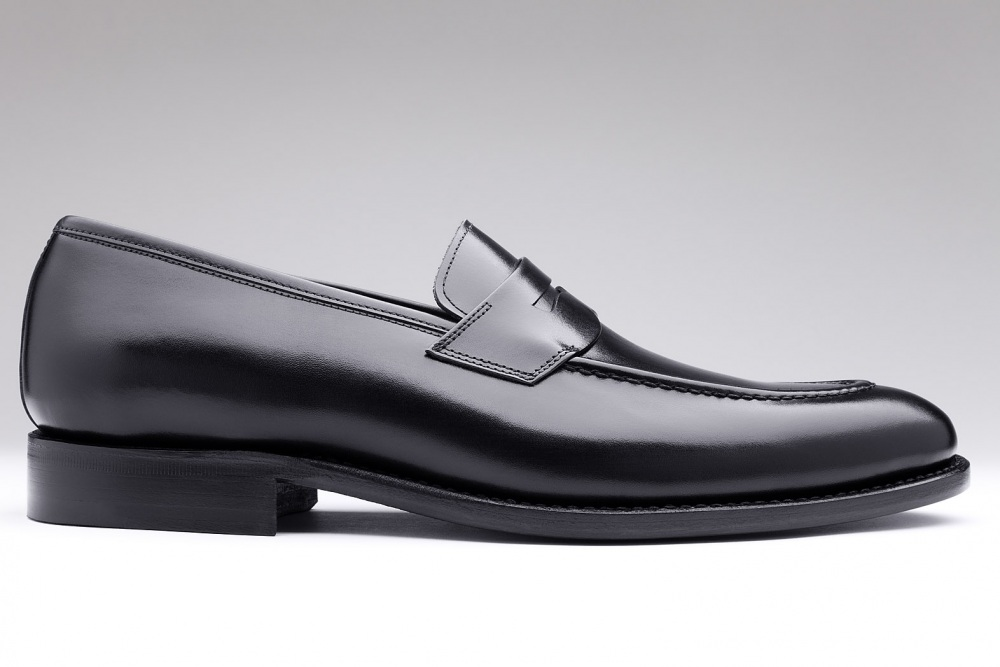 Loafers LONDON Black
