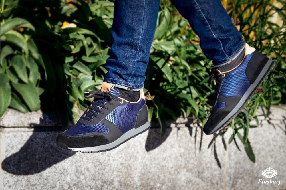 Sneakers CALVIN Blue