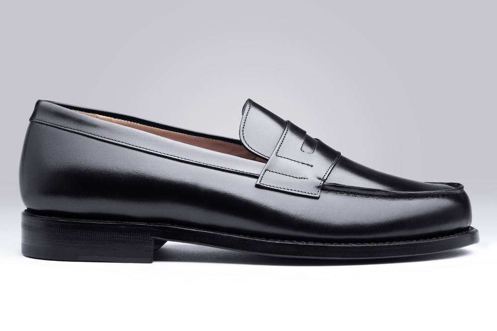 Loafers COLLEGE 1986 Black