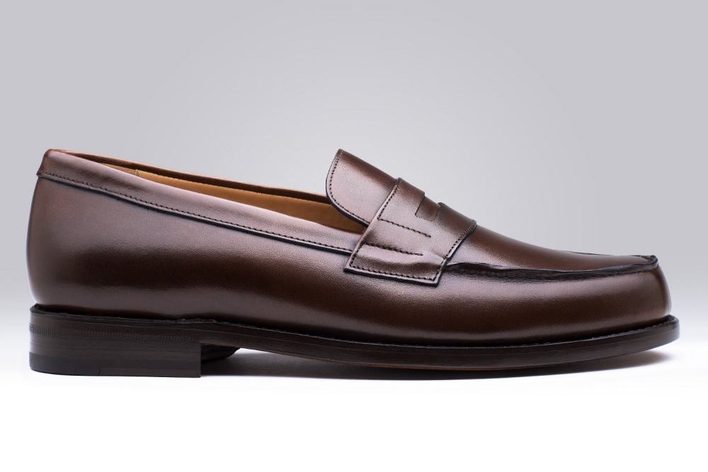 Loafers COLLEGE 1986 Dark Brown