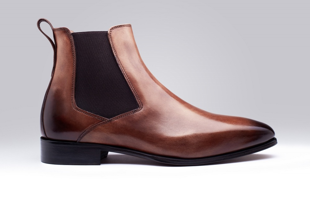 Boots BORGHESE Brown