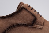 Prieure Brown Suede
