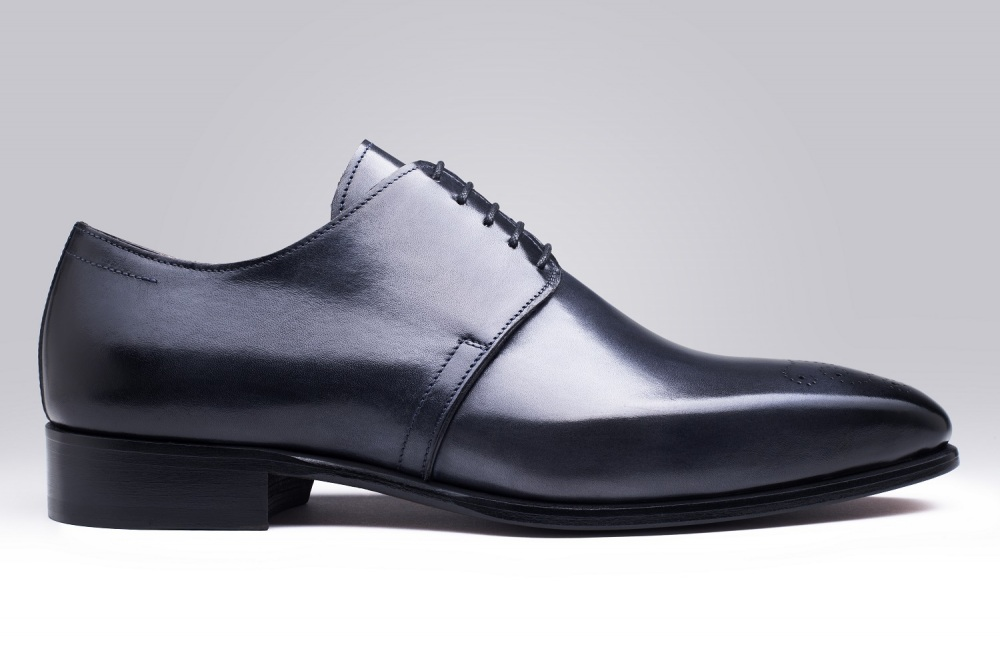 Derby ALESSIO Grey Patina