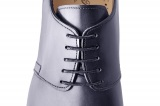 Chaussures homme Alessio Gris Patiné - Finsbury Shoes