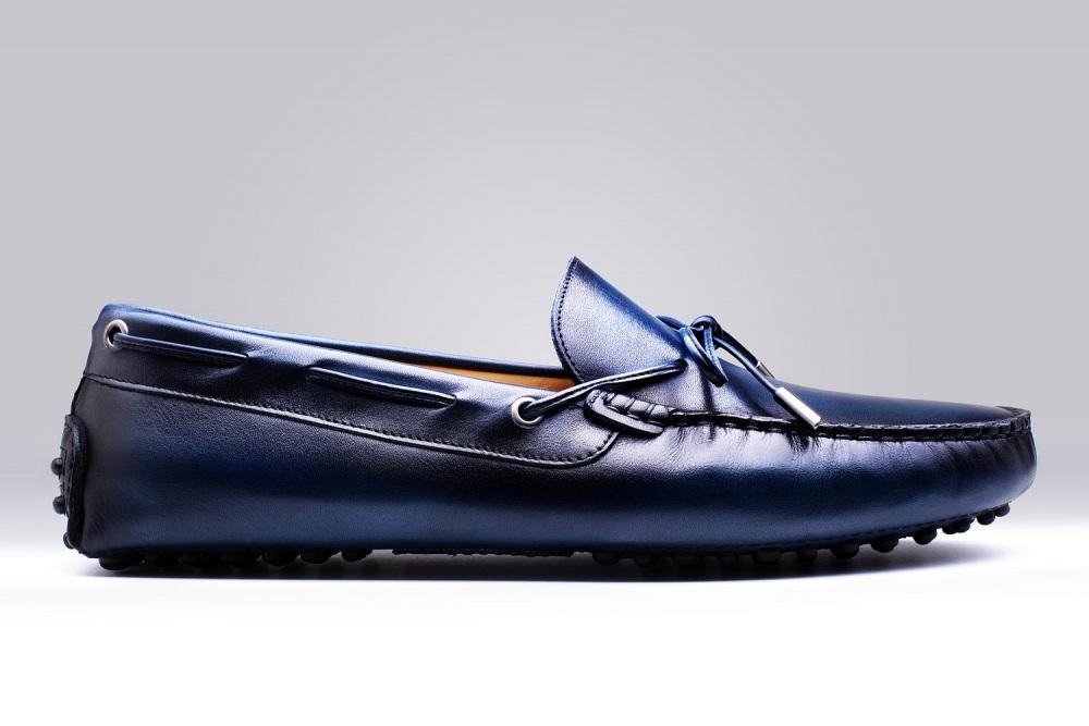 Loafers NIKKI Blue