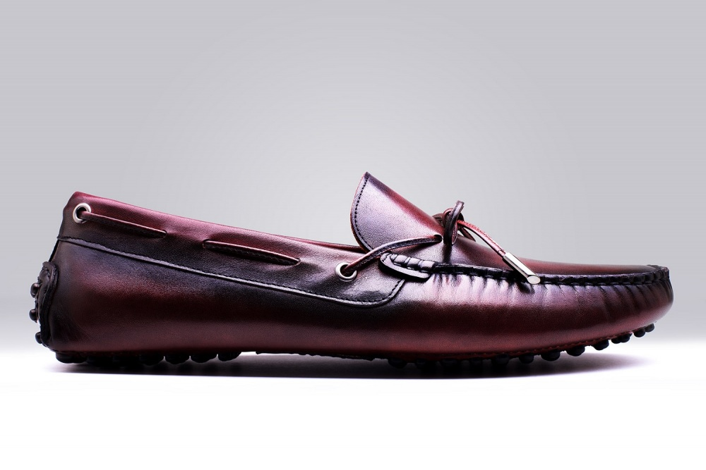 Loafers NIKKI Burgundy