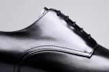 Chaussure Derby Homme Orso Noir - Finsbury Shoes