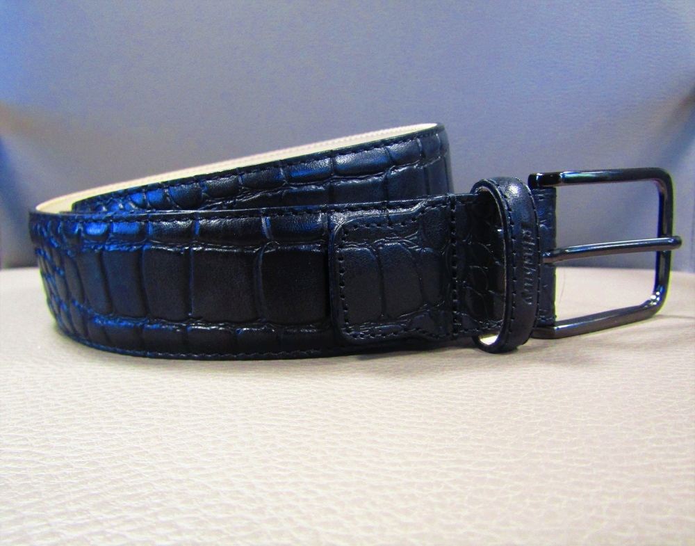 Crocodile Black Belt
