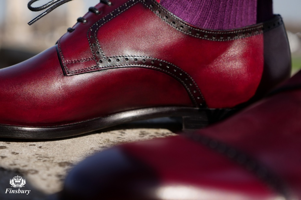 Derby PRIEURE Burgundy