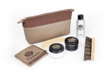 Travel Kit Chocolat & Taupe