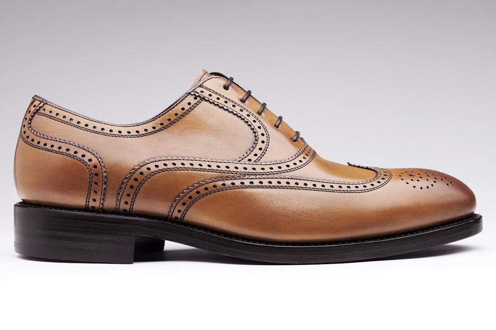 Oxford STRAND 2 Gold Patina