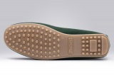 Loafer Cancun green Suede