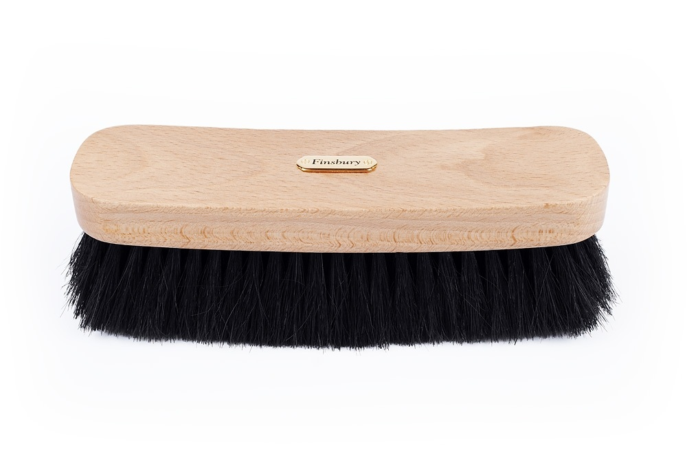 Medium Size Black Horsehair Brush