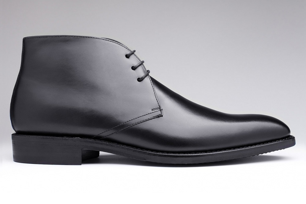 Bottines CHUKKA Noir