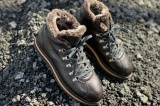 SAMOENS Grey boots by Finsbury Shoes