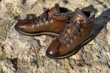 SAMOENS brown boots by Finsbury