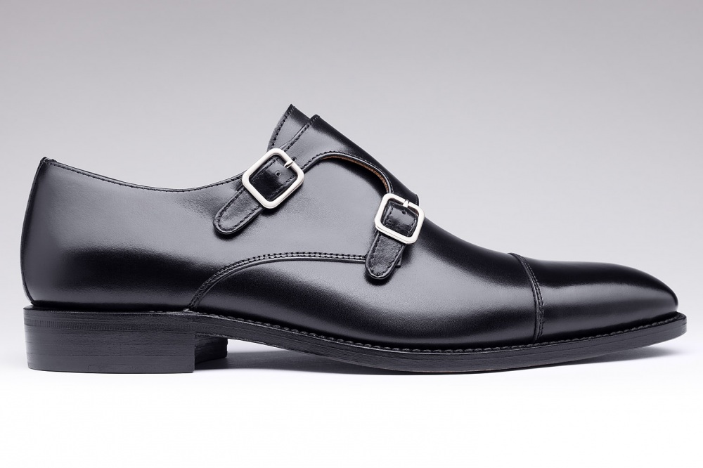 Monks CAMBRIDGE Black