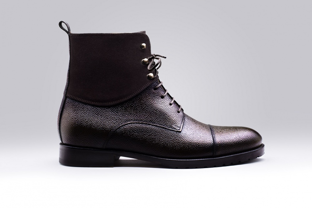 Bottines GRAHAMS Marron