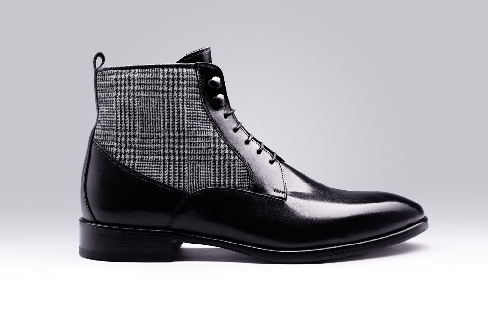 Bottines MONTECRYSTO Noir