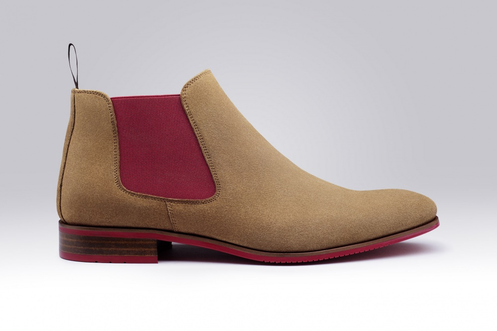 Boots Lenny Light Brown