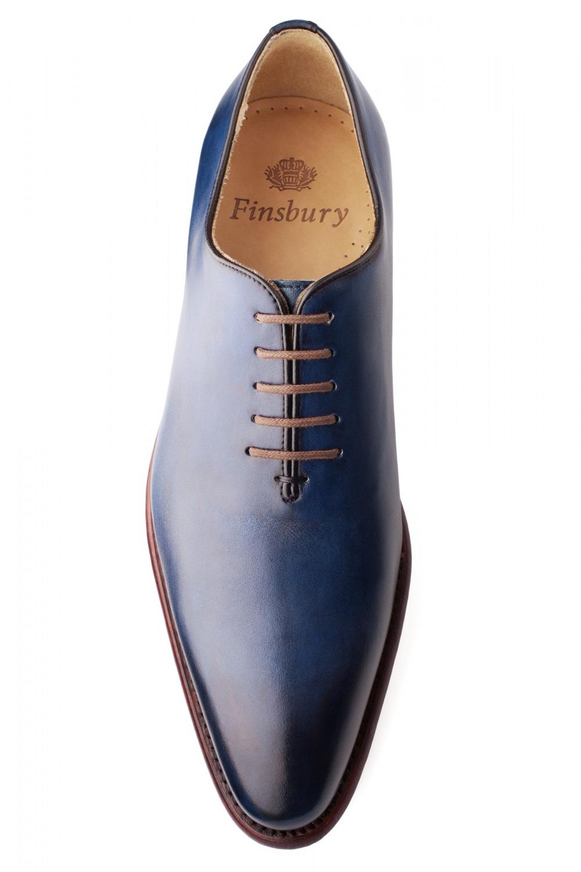 soulier giulia bleu patin chaussure chic et contemporaine. Black Bedroom Furniture Sets. Home Design Ideas