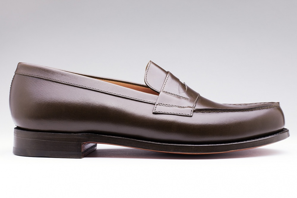 Loafers COLLEGE Dark Brown