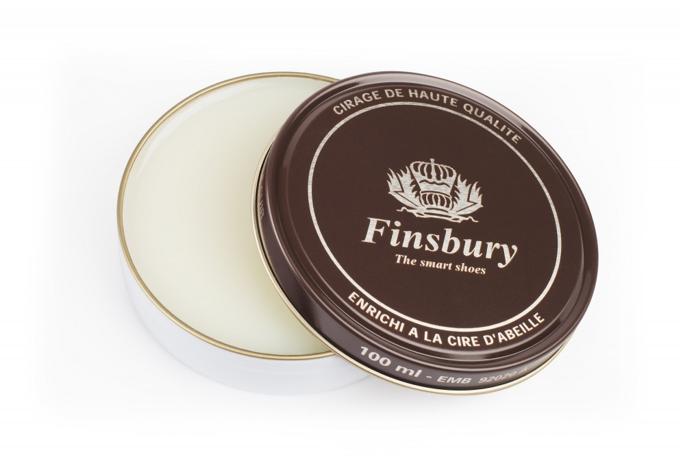 Colourless Shoe Polish