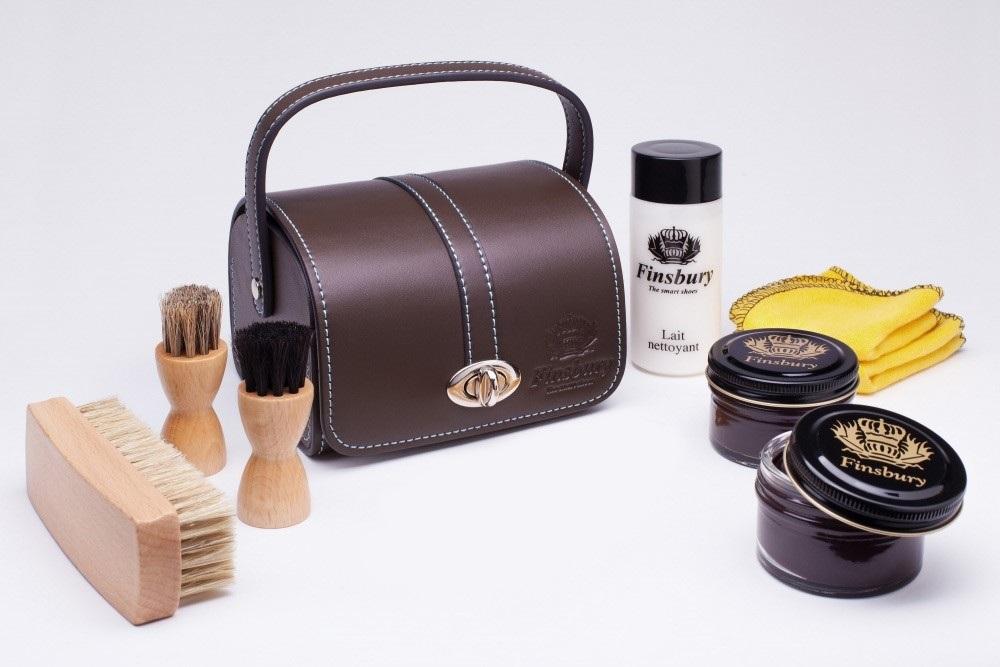 vanity entretien cuir pour chaussure finsbury shoes. Black Bedroom Furniture Sets. Home Design Ideas