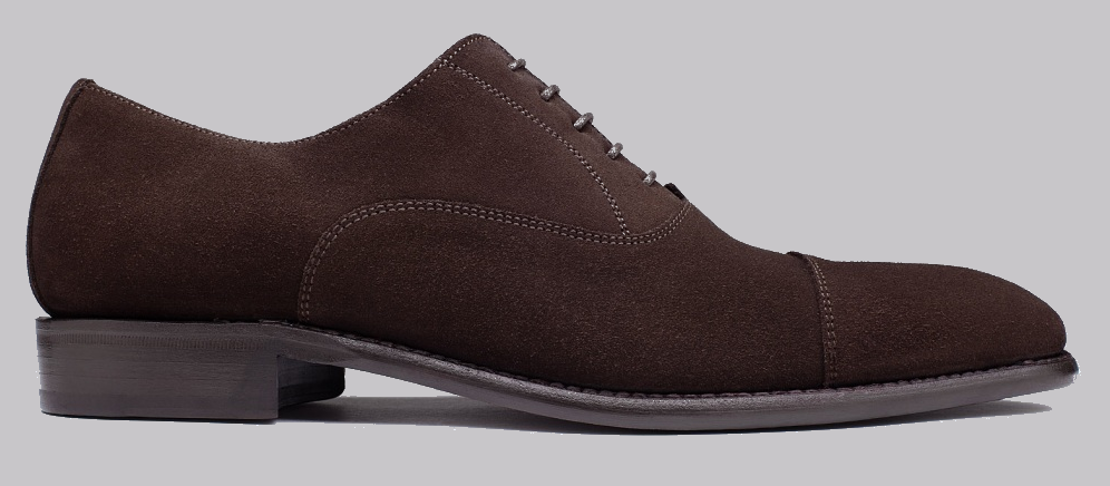 Chaussures Finsbury Consul Veau Velours