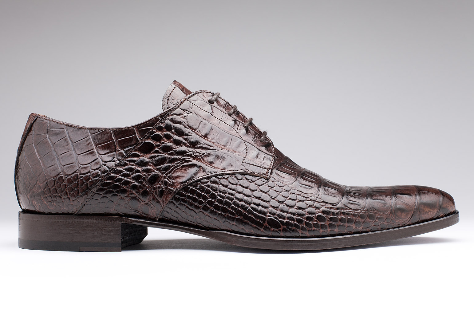 AMALFI Croco Marron